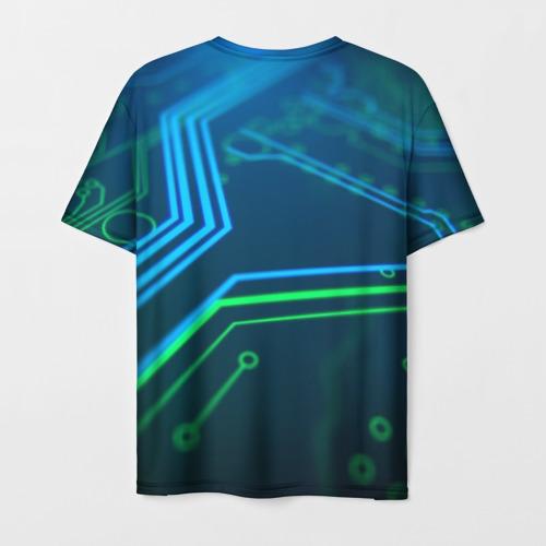 Мужская футболка 3D ПРОГРАММИСТ Фото 01
