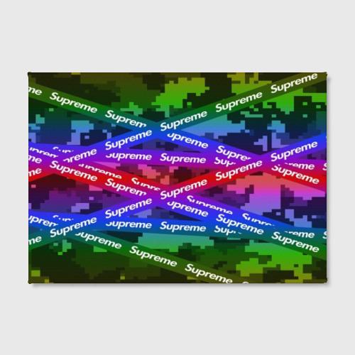 Холст прямоугольный Supreme NEON Фото 01