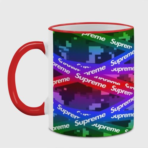 Кружка с полной запечаткой Supreme NEON Фото 01