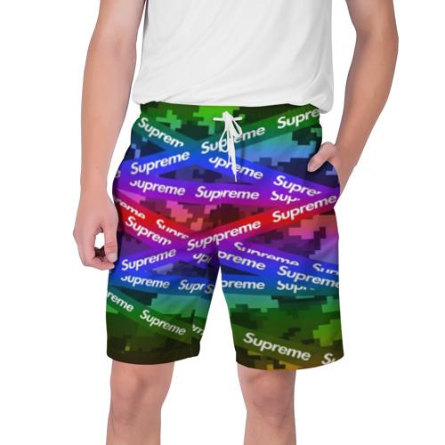 Мужские шорты 3D Supreme NEON Фото 01