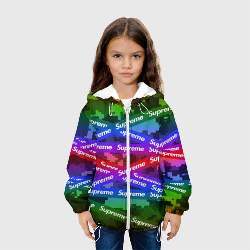 Детская куртка 3D Supreme NEON Фото 01
