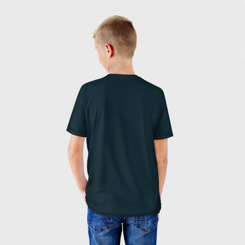 Детская футболка 3D Космонавт Фото 01