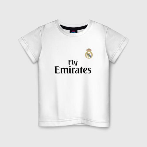 Детская футболка хлопок BENZEMA REAL Фото 01