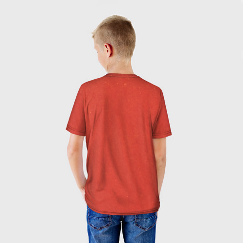 Детская футболка 3D Comrades Фото 01