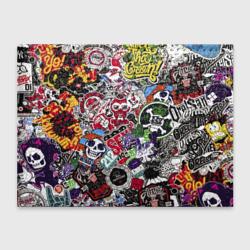 Stickerbombing New York