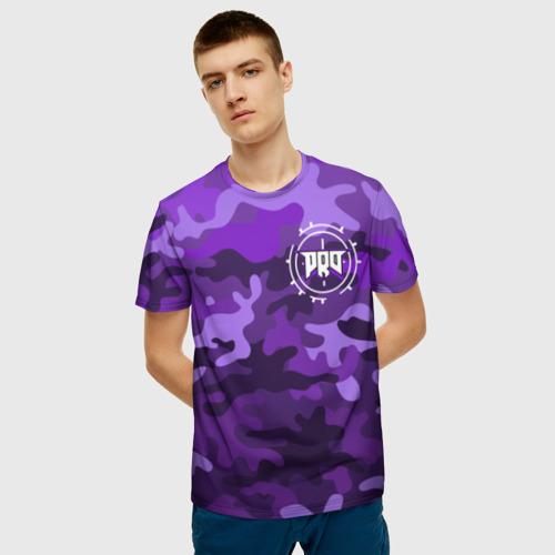 Мужская футболка 3D pro100 Фото 01