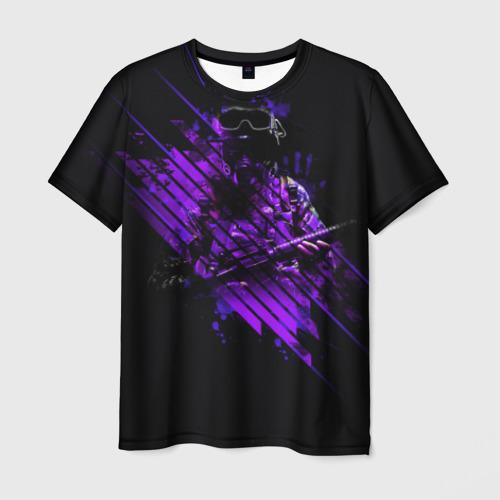 Мужская футболка 3D  Фото 01, pro100