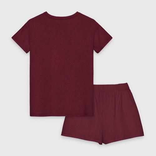 Женская пижама с шортиками хлопок Не верь атому Фото 01