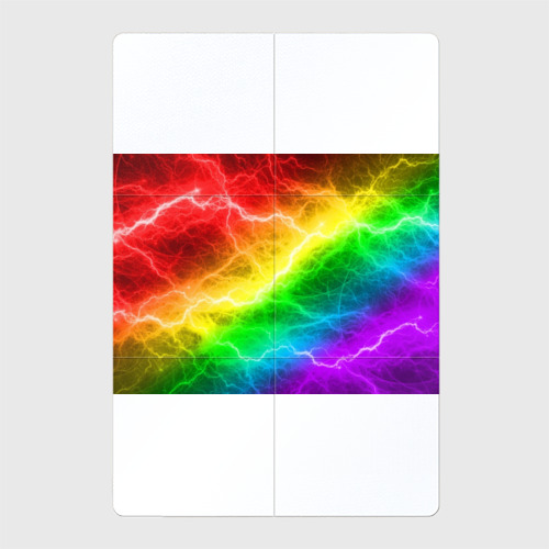 Магнитный плакат 2Х3  RAINBOW THUNDER Фото 01