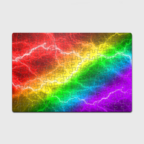 Пазл магнитный 126 элементов  RAINBOW THUNDER Фото 01