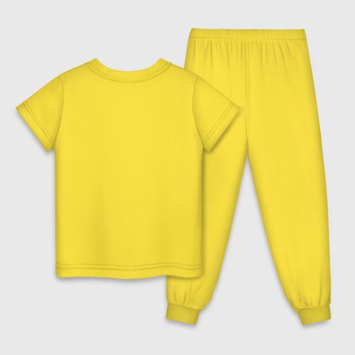 Детская пижама хлопок Пикачу и Покебол Фото 01