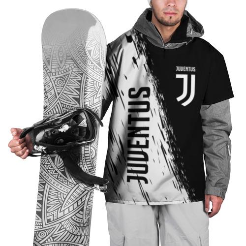 Накидка на куртку 3D JUVENTUS SPORT Фото 01