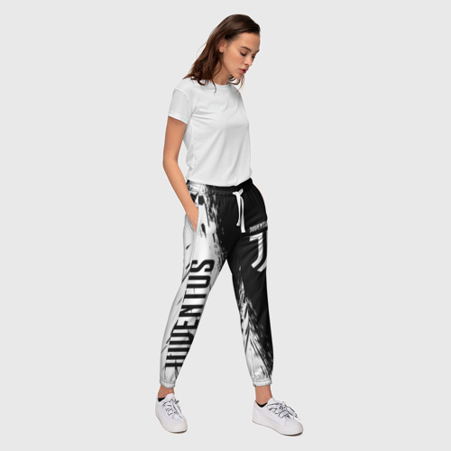 Женские брюки 3D JUVENTUS SPORT Фото 01