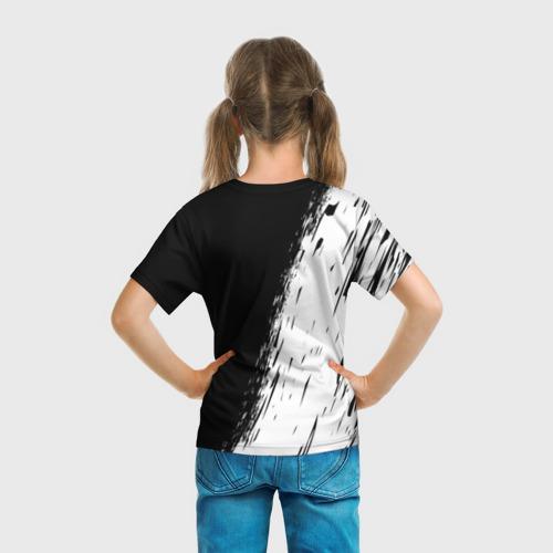 Детская футболка 3D JUVENTUS SPORT Фото 01