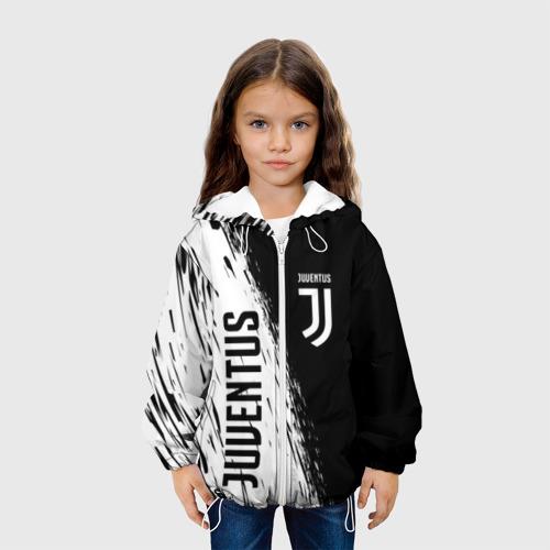 Детская куртка 3D JUVENTUS SPORT Фото 01