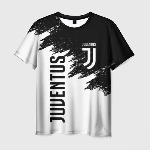 Мужская футболка 3D JUVENTUS SPORT Фото 01