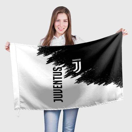 Флаг 3D JUVENTUS SPORT Фото 01