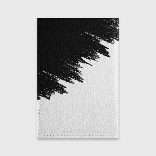 Обложка для паспорта матовая кожа JUVENTUS SPORT Фото 01