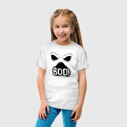Детская футболка хлопок Бу Фото 01