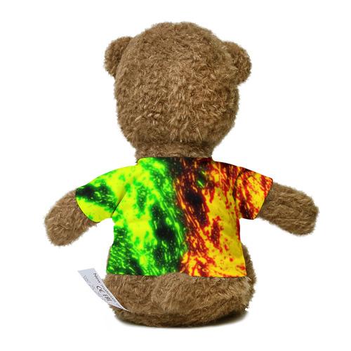 Миша в футболке 3D FORTNITE TOXIC FLAME Фото 01
