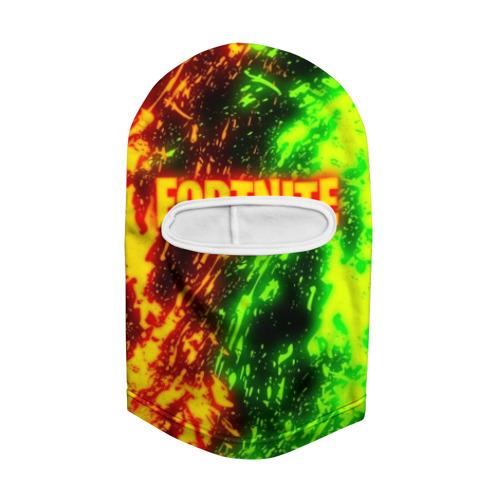 Балаклава 3D FORTNITE TOXIC FLAME Фото 01
