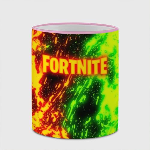 Кружка с полной запечаткой FORTNITE TOXIC FLAME Фото 01
