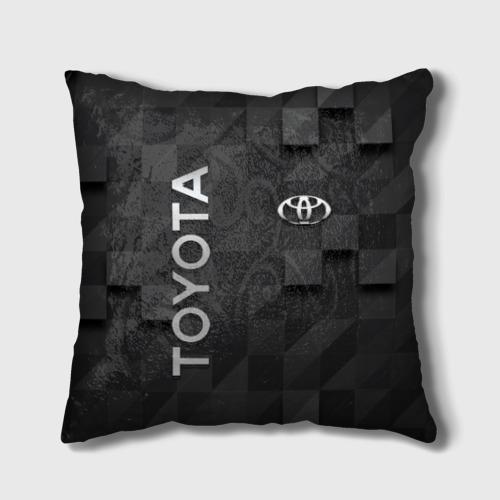 Подушка 3D Toyota Фото 01