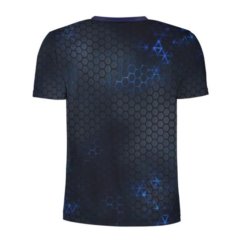 Мужская футболка 3D спортивная СТАЛЬНАЯ БРОНЯ | STEEL ARMOUR Фото 01