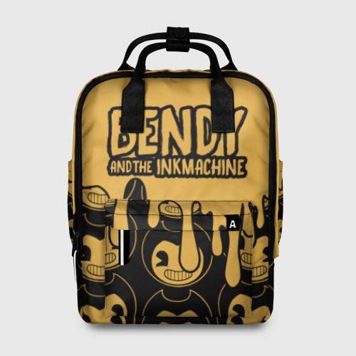 Женский рюкзак 3D Bendy And The Ink Machine (36) Фото 01