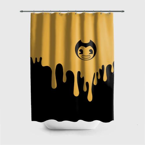 Штора 3D для ванной Bendy And The Ink Machine (37) Фото 01
