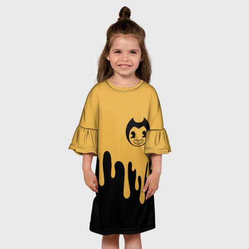 Детское платье 3D Bendy And The Ink Machine (37) Фото 01