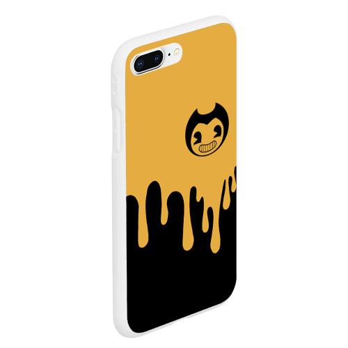 Чехол для iPhone 7Plus/8 Plus матовый Bendy And The Ink Machine (37) Фото 01
