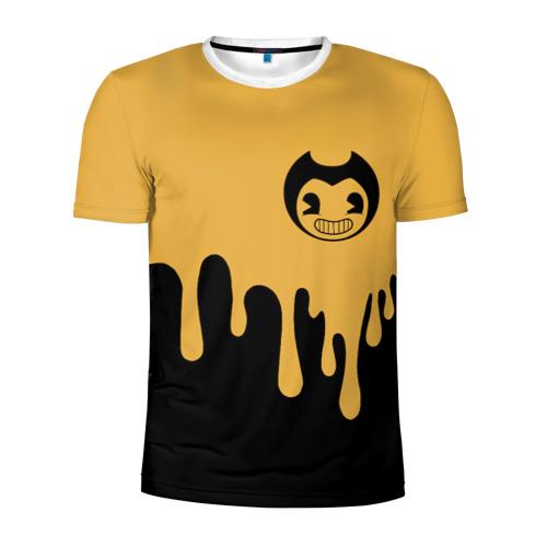 Мужская футболка 3D спортивная Bendy And The Ink Machine (37) Фото 01