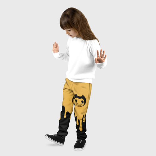 Детские брюки 3D Bendy And The Ink Machine (37) Фото 01