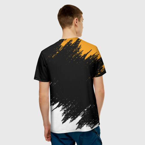 Мужская футболка 3D OVERWATCH Фото 01