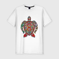 Радужная черепаха.