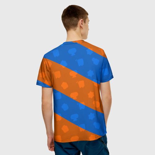 Мужская футболка 3D Brawl Stars 1 Фото 01
