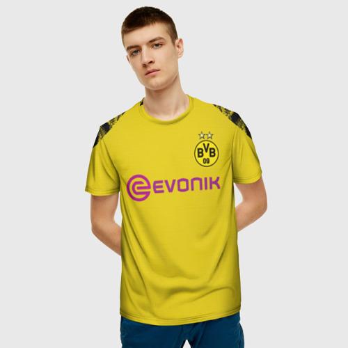 Мужская футболка 3D Reus home 19-20 Фото 01