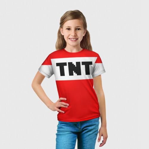 Детская футболка 3D TNT Фото 01