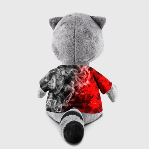 Игрушка Енотик в футболке 3D БИТВА ОГНЕЙ Фото 01