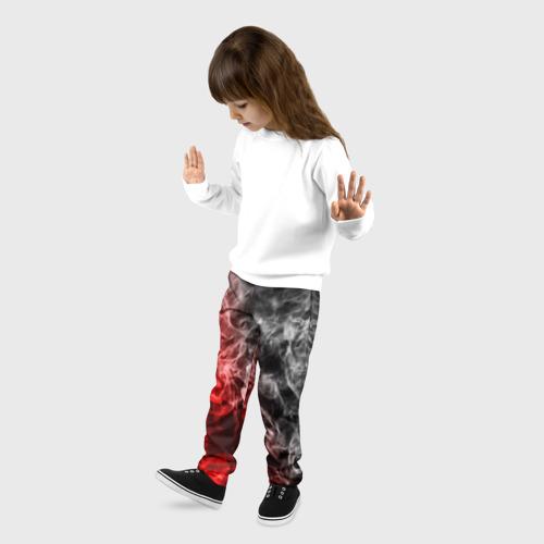 Детские брюки 3D БИТВА ОГНЕЙ Фото 01