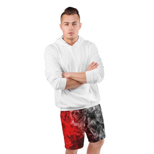 Мужские шорты спортивные БИТВА ОГНЕЙ Фото 01