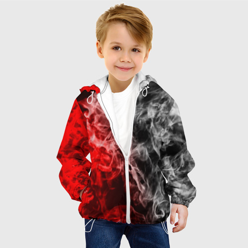 Детская куртка 3D БИТВА ОГНЕЙ Фото 01