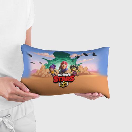 Подушка 3D антистресс  Фото 03, BRAWL STARS