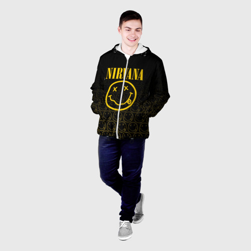 Мужская куртка 3D  Фото 03, NIRVANA