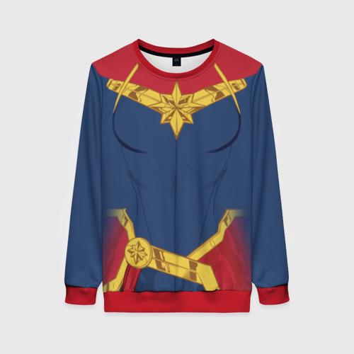 Capitan Marvel costume