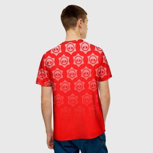 Мужская футболка 3D BRAWL STARS Фото 01