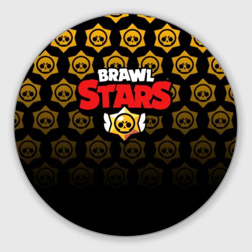 Коврик для мышки круглый BRAWL STARS Фото 01