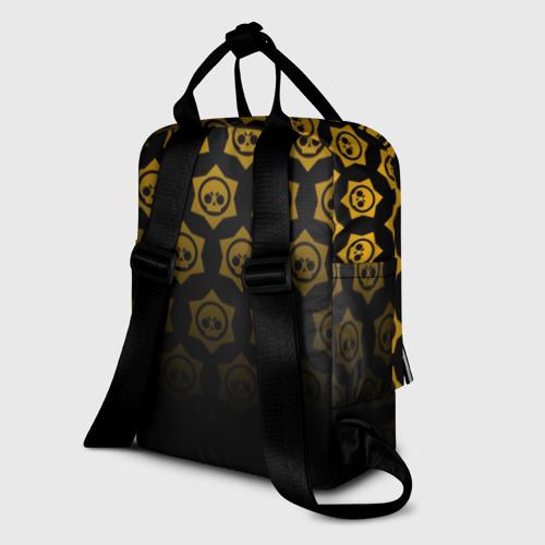Женский рюкзак 3D BRAWL STARS Фото 01
