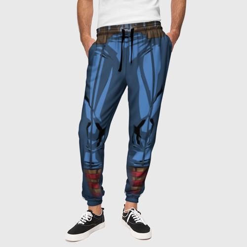 Captain America legs